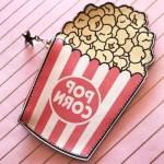 Popcorn Sweet Bozuk Para Cüzdanı